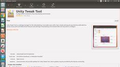 How To Customise Ubuntu With The Unity Tweak Tool