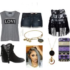 Untitled #1094 by emmahhayes on Polyvore featuring polyvore fashion style Carmakoma Qupid Alex and Ani BlissfulCASE women's clothing women's fashion women female woman misses juniors