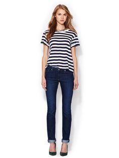 Premiere Straight Leg Jean