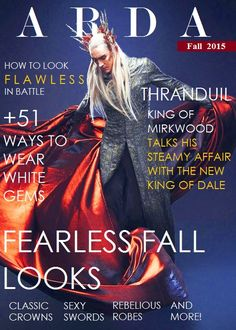 Hail Melkor and Pass the Dorwinion • Arda Magazine