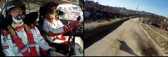 Imperdible, cámaras a bordo de los autos de Hirvonen y Sordo en el Fafe Rally Sprint (video)