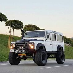 We are going to name this beast, Yeti! #landrover #defender110csw #landroverphotoalbum @landrover @landrover_uk