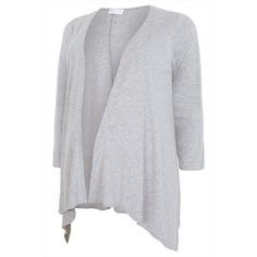 Belted Waterfall Cardigan | Plus Size | Pinterest | Knitwear and ...