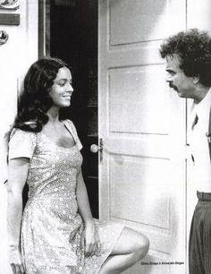 """Sonia Braga e Armando Bogus, """"Gabriela"""", 1975"""