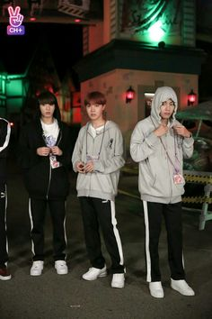 Jungkook, J Hope & V RUN BTS EP 24 *BTS vs Zombie*