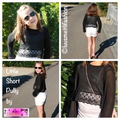 ♥ Luusmeitlifashion ♥Little Short Pully Linkim Freebook Nähen DIY Free Schnittmuster http://muggelchens-kuschelwear.blogspot.ch/2015/09/Freebook.html kostenloses Schnittmuster