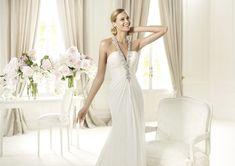 Pronovias te presenta el vestido de novia Pelicano. Fashion 2014. | Pronovias