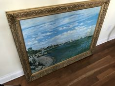 Oil painting for sale:   ESTATE SALE SATURDAY, March 18 Hours: 10am to 4pm MENOMONEE FALLS:   W163 N5329 Waldens Pass, Menomonee Falls  Everything must go ~ and the list is long ~ Furniture, Glassware, Pottery, Tools, Art Work, Jewelry, Kitchen Gadgets, Dining Room Set with Chairs, Hutch, Christmas items, crystal, bedroom furniture sets, and just too much to list!!  Pictured only a FEW of the furniture pieces ...... and so many smalls ~~ all not pictured!