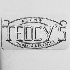 Teddy's Jam and Chutney by Lieke Steen