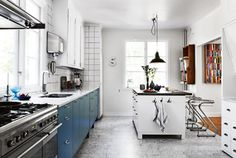 wouldn't mind cooking in this kitchen