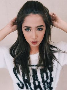 RIVA QUENERY @RivaQuenery_ Jun 7  Tried something new Freckles, Photo S, Close Up, Handsome, Actresses, Actors, Long Hair Styles, Portrait, Lady