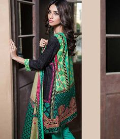 Monsoon Printed Cambric Suit collection By Al-Zohaib Textile AZ_9B