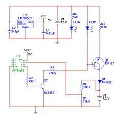 Cell phone detector circuit electro pinterest circuit diagram cell phone detector circuit electro pinterest circuit diagram and circuits ccuart Images