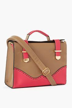 Mia Messenger Bag