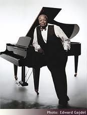Oscar Peterson {that man can play the piano like nobody's business}