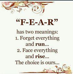 Fear Saved by SRIRAM