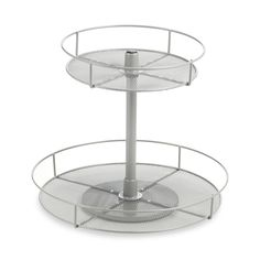 metal mesh revolving organizer: $20...this would be great for art/craft supplies!