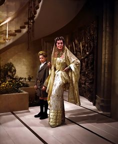 Rosalind Russell in Auntie Mame