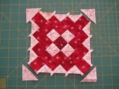 Nearly Insane Quilts: Block 19
