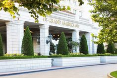 the grand america salt lake city