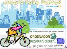 http://lacasetaespecial.blogspot.com.es/2014/09/jocs-matematics-per-pensar.html   La Caseta, un lloc especial: Jocs matemàtics per pensar