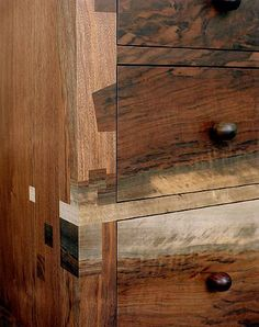 so rarely do i see wood working that has a true artistic eye.  This dose