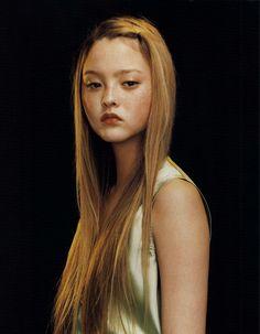 Devon Aoki by Lee Jenkins, October 2000