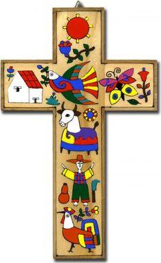 Salvadorian Cross Cruz salvadoreña