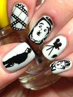 Los 15 mejores diseños de uñas inspirados en películas - IMujer