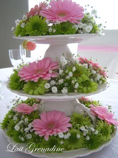 Summer table decoration - DIY table decoration for your own .- Sommer Tischdekoration – DIY Tischdekoration zum Selbermachen Summer table decoration – DIY table decoration to make yourself it Yourself - Table Arrangements, Table Centerpieces, Wedding Centerpieces, Wedding Table, Floral Arrangements, Wedding Decorations, Fall Wedding, Wedding Ideas, Wedding Dinner