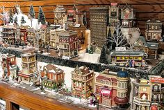 Christmas Village Ideas | Recent Photos The Commons Getty Collection Galleries World Map App ...