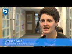 Vitality and Tourism Management studieren an der HZ University of Applie...