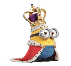 minions king bob - Happy New Era .The Emperor is coming. Image Minions, Minions Images, Minion Pictures, Minions Quotes, Minion Rock, Minions Bob, Minions Despicable Me, My Minion, Funny Minion