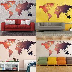 #homeliving #homedecor #walldecor #abstract #abstractworldmap #worldmapdecal #modernart #mapworlddecal #wallmural #travelart #decalprints #worldmap #vinyl #printsticker #roomdecor #wallstiker