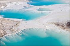 Turquoise Pools/Norris Geyser Basin