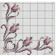 Thrilling Designing Your Own Cross Stitch Embroidery Patterns Ideas. Exhilarating Designing Your Own Cross Stitch Embroidery Patterns Ideas. Cross Stitch Borders, Cross Stitch Rose, Cross Stitch Flowers, Cross Stitch Designs, Cross Stitching, Cross Stitch Embroidery, Hand Embroidery, Cross Stitch Patterns, Christmas Embroidery Patterns