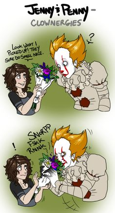 Pennywise Ridiculousness | IT and other ...