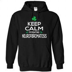 Keep - Neurofibromatosis - #tshirt upcycle #sweatshirt skirt. PURCHASE NOW => https://www.sunfrog.com/LifeStyle/Keep--Neurofibromatosis-5134-Black-Hoodie.html?68278