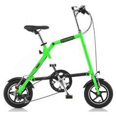 NANOO FB - Bici pieghevole
