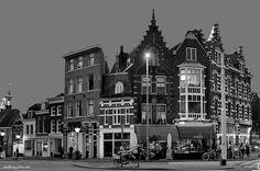 Rotterdam - Schiedamse weg, Havenstraat, Voorstraat.