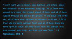WALK FORWARD IN YOUR JOURNEY OF FAITH