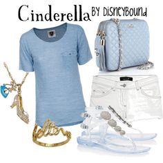 I love the casual princess look. :)