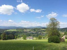 Österreich-OÖ-Mühlviertel-Julbach Travelling, Golf Courses, Beautiful, Pictures