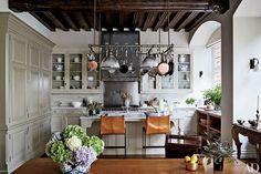 natalie massenet kitchen (founder of net-a-porter)