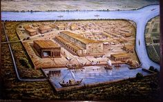 Fascinating Facts About Indus Valley Civilization - Lothal was one of the most remarkable cities of this civilization. Engineers and planners divided the town into 1-2 m high blocks each serving more than 20 houses to protect the town from floods. They placed high priority on building a dockyard and a warehouse to serve the purpose of trade.