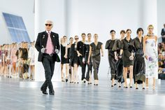 Our Favorite Photowall Shots From The Spring 2013 Collections - KARL