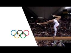 Incredible Performance From Olga Korbut 'Darling Of Munich' - Munich 1972 Olympics - YouTube