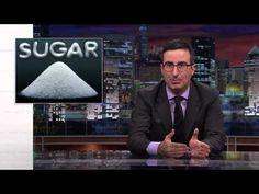 John Oliver on sugar