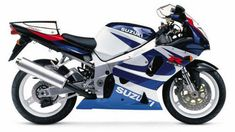 I had this exact one. Gsxr 750, Sportbikes, Speed Boats, Repair Manuals, Sport Girl, Cars And Motorcycles, Vehicles, Suzuki Gsx, Boating