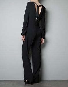 SUIT BOW ON BACK - Dresses - Woman - ZARA